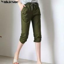 streetwear Women's Plus Size S-XXXL Summer high Waist elasti