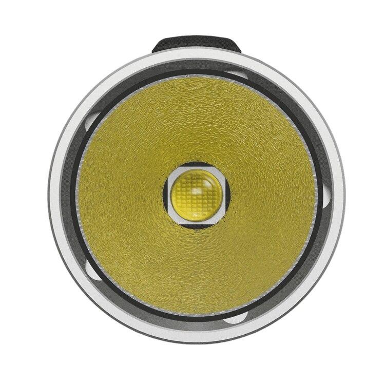 20% de descuento NITECORE EC4S EC4SW 2000Lm luz blanca neutra portátil Super brillante linterna emisor XHP50 antorcha caza al aire libre - 4