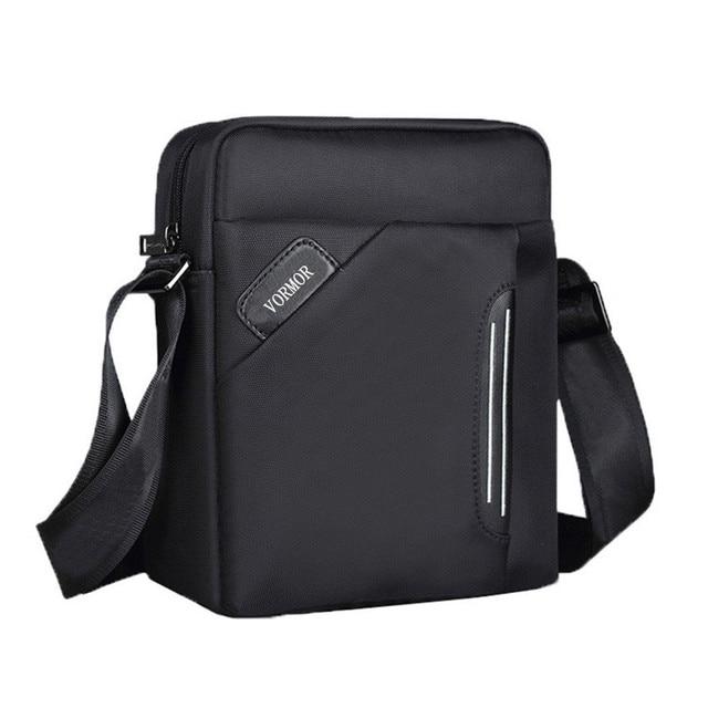 VORMOR Waterproof Brand Men Messenger Bags, New Fashion Men's Crossbody Bag, Designer Handbags High Quality, Casual Men Bag