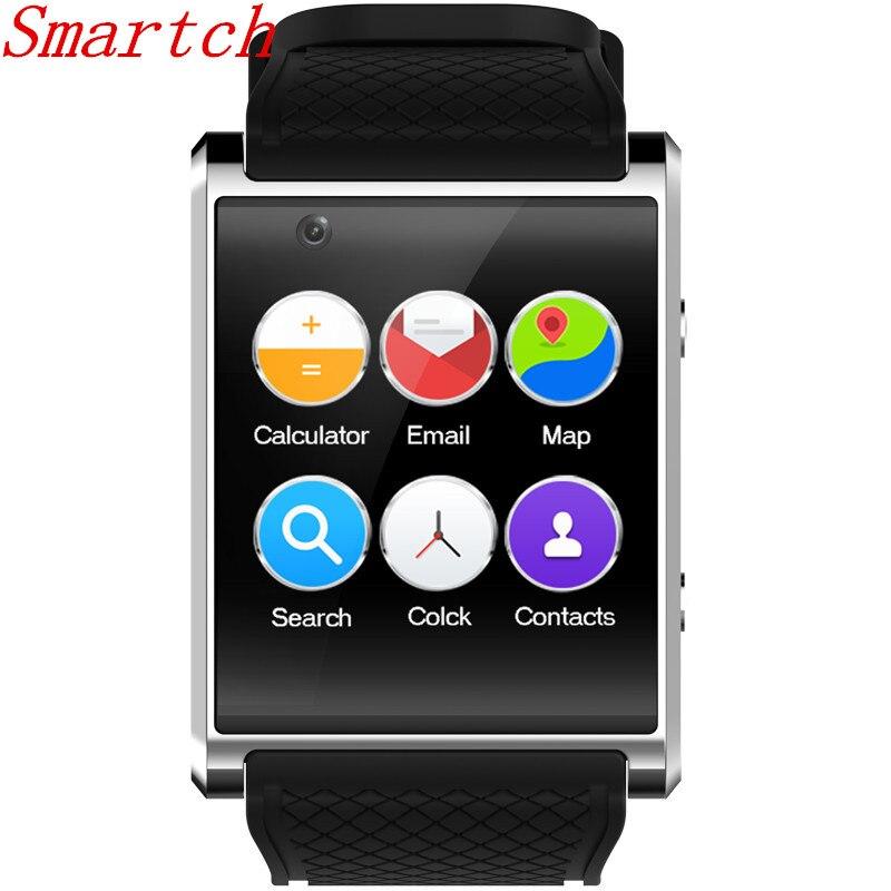Smartch X11 Waterproof Passometer smartwatch MTK6580 smart watch with Fitness TrackerInteractive Music WIFI GPS forhuawei SAMSUN