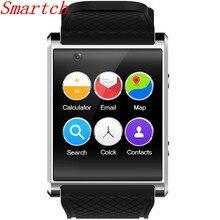 Smartch X11 Pasómetro MTK6580 smartwatch reloj inteligente A Prueba de agua con la Aptitud TrackerInteractive Música WIFI GPS forhuawei SAMSUN