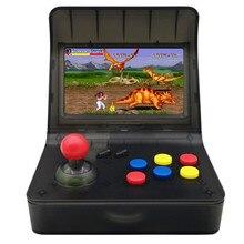16g retro mini handheld 4.3 polegada de tela grande jogo de arcade consola nostálgico handheld vídeo Roqueiro dois handle Mp4 MP3 leitor de música