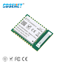 NRF52840 블루투스 5.0 240MHz RF 트랜시버 CDSENET E73 2G4M08S1C 8dbm 세라믹 안테나 BLE 4.2 2.4 GHz 송신기 및 수신기