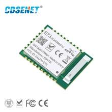NRF52840 บลูทูธ 5.0 240MHz RF Transceiver CDSENET E73 2G4M08S1C 8dbmเสาอากาศเซรามิคBLE 4.2 2.4 GHzเครื่องส่งสัญญาณและตัวรับสัญญาณ