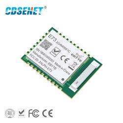 Nrf52840 bluetooth 5.0 240 mhz rf transceptor cdsenet E73-2G4M08S1C 8dbm cerâmica antena ble 4.2 2.4 ghz transmissor e receptor