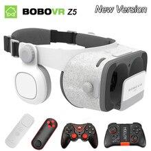 """VR BOÎTE BOBOVR Z5 VR Lunettes de Réalité Virtuelle lunettes 3D lunettes google Carton 2.0 bobo vr casque Pour 4.0 """"-6.0"""" smartphone"""