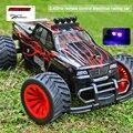 1/16 Monster RC Car Radio Control Racing Car 15 KM/H de Alta Velocidad Off-road 4CH 2.4G RC Racing de Coches de Juguete Vehículo BG1505 04 VS BG1511