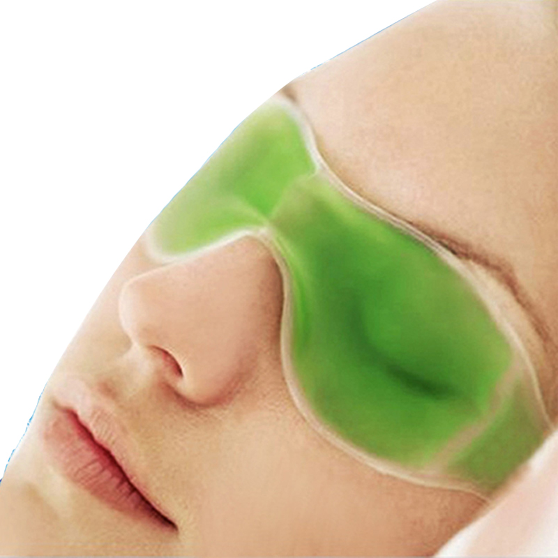Cold Eye Mask Eye Care Summer Essential Beauty Fatigue