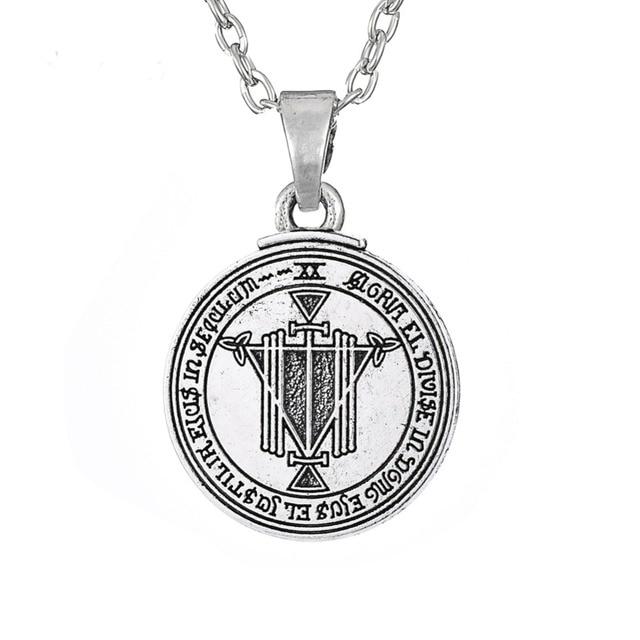 Dawapara tetragrammaton talisman for honor riches pentacle key of dawapara tetragrammaton talisman for honor riches pentacle key of solomon power pendant necklace mozeypictures Gallery