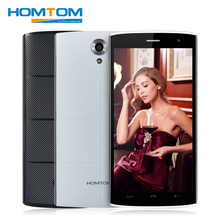 HOMTOM HT7 5.5 inch 3G Cheap Phone Android 5.1 MTK6580 Quad Core 1.0GHz 1GB+8GB 1280 x 720 HD GPS Wakeup Gesture Smartphones(China)