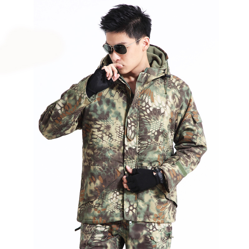 Military Hunting Winter Jacket Men Tactical Combat Coat Militar Waterproof Windbreaker Jacket Casaco Masculino Jackets Men электрокамин real flame corsica wt очаг fobos lux bl s