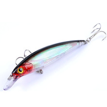 Fishing Bait Floating Jerkbait Minnow Fishing Lure Hard Lure Artificial Bait Plastic Wobble Lure WS-14 pesca 110mm/13.4g