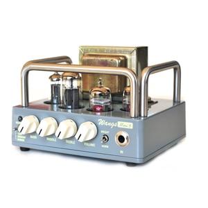 Image 3 - חשמלי כל צינור גיטרה מגבר ראש Biyang Wangs מיני 5 AMP ראש להתאים נפח טון