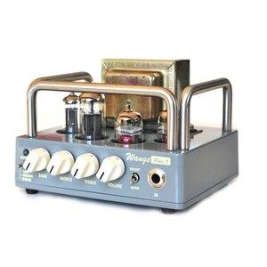 Image 3 - 전기 모든 튜브 기타 앰프 헤드 biyang wangs mini 5 amp 헤드 볼륨 및 톤 조정