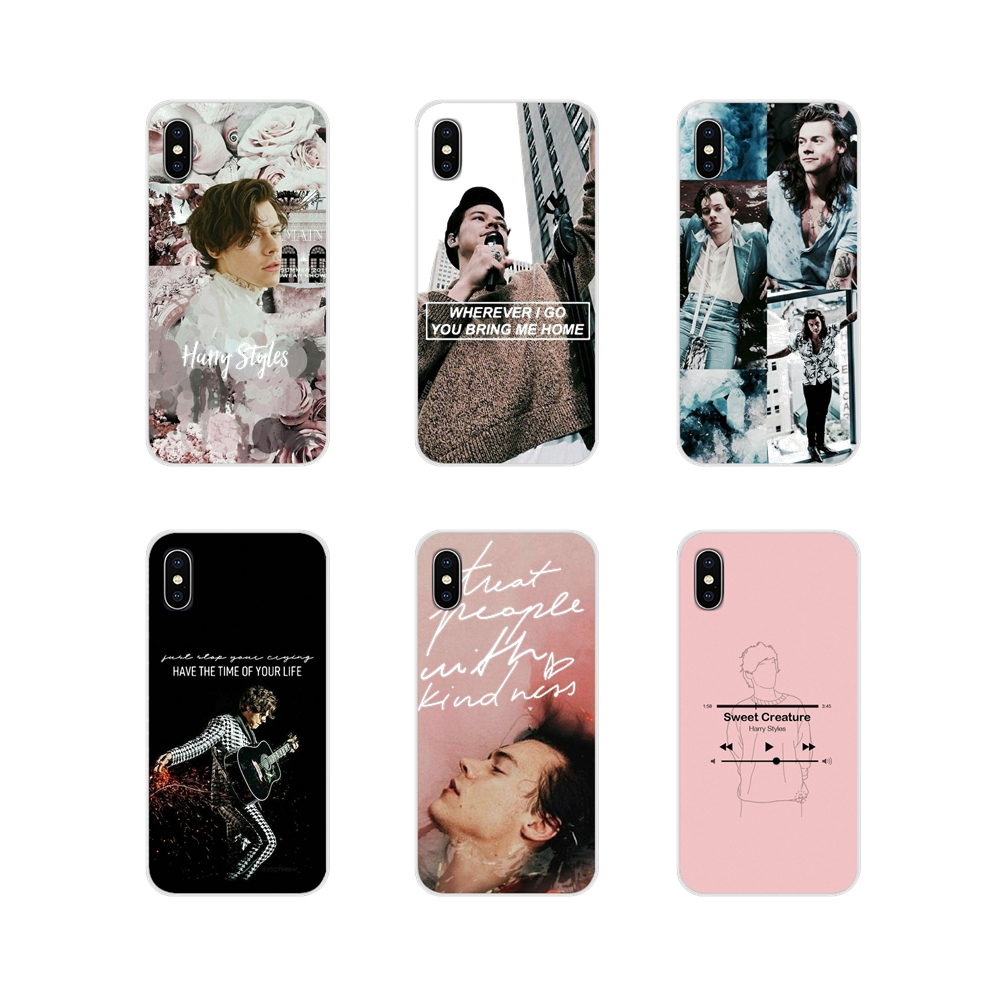 Harry Styles sweet creature Accessories Phone Skin Case For Huawei P8 9 Lite Nova 2i 3i <font><b>GR3</b></font> Y6 Pro Y7 Y8 Y9 Prime <font><b>2017</b></font> 2018 2019 image