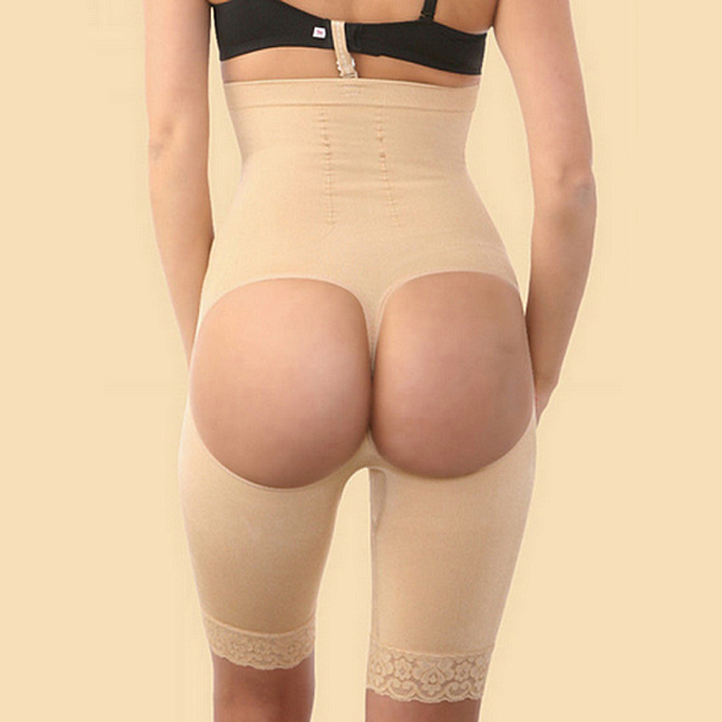 518730928fef5 Brazilian Body Shaper Butt Lifter with Tummy Control Pants Women Slim Shaper  Pant High Waist Slimming Underwear Bum Lift Shapers