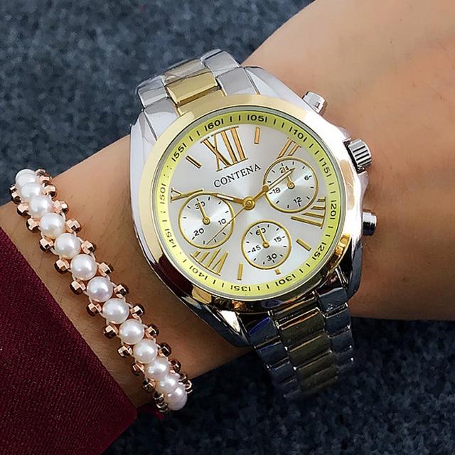Hot Style 2018 Fashion Wrist Watch Women Watches Ladies Top Brand Famous Quartz