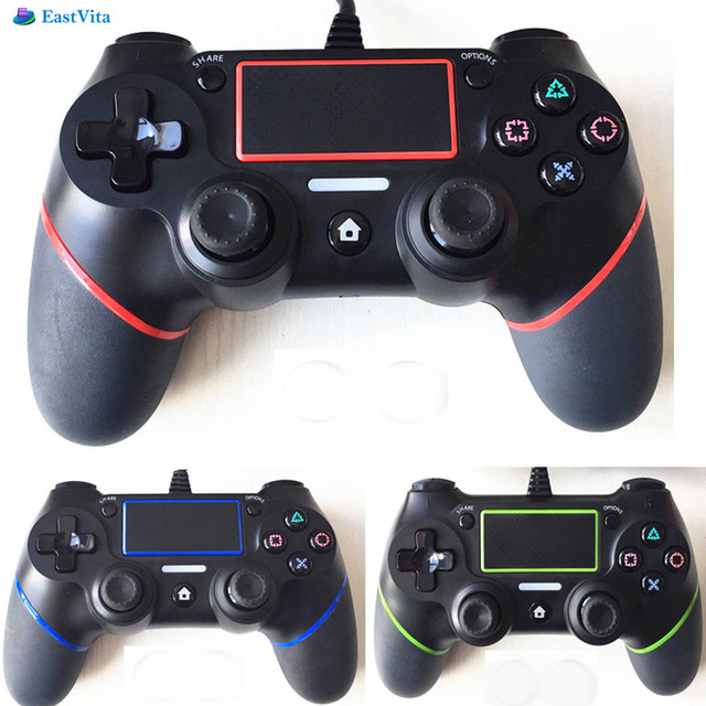 Dualshock 4 Wired   Eastvita For Ps4 Controller 1 5m Wired Gamepad For Playstation 4
