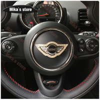 Hot Sales Product Of Artificial Diamond Steering Wheel Center Cover For MINI COOPER R50 R53 R55