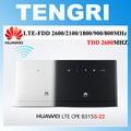 Desbloqueado huawei b315 b315s-22 cpe 150 100mbps 4g lte fdd tdd lte wireless gateway router wifi con lan/usb puerto + 2 unids sma antena