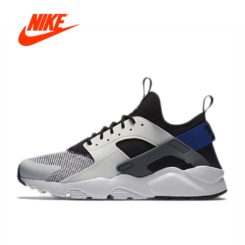 Original New Arrival Authentic Nike Air Huarache Run Ultra Breathe Men's Running Shoes Sneakers Good Quality original new arrival official nike air huarache run ultra men s running shoes sneakers 819685 outdoor ultra boost athletic