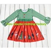 Discount Cheap Ivory Dot Dress Clothes Sets Boutique Girl Outfits Small Stock Kids Sets