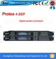 Protea System 4.8sp Живой Звук Цифровой Аудио Процессор 4 Вход 8 Выход driverack
