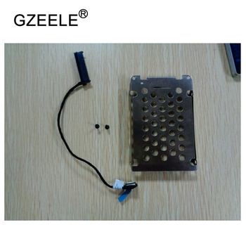 GZEELE New Hdd Cable CADDY for HP for Pavilion DV7 dv7-7000 Series SATA Hard Disk Drive Cable Connector HDD Cable 50.4SU17.021 00ur835 sc10k04563 hard drive hdd cable connector for lenovo thinkpad p50 p51 dc02c007c10