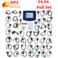 2016 Digiprog 3 V4.94 Mileage Correct Auto Mileage Programming odometer adjust DP3 V4.94  with all adapters Digiprog III V4.94