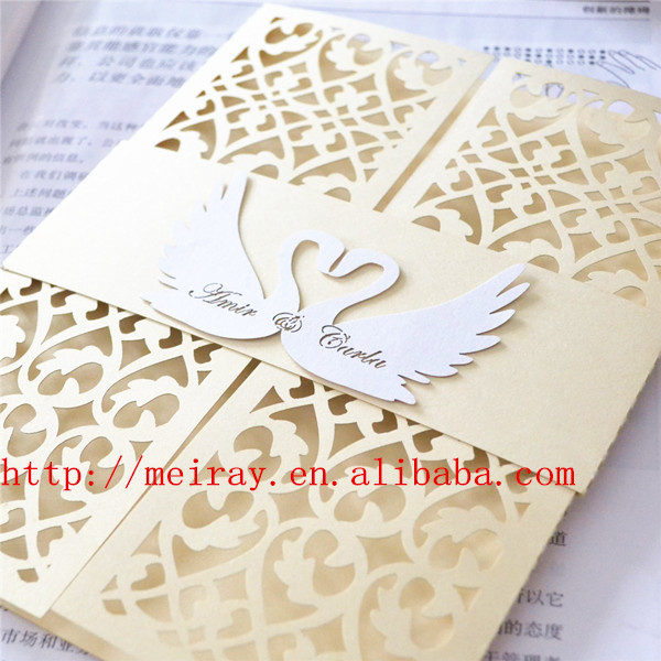 Aliexpress Buy personalized laser cut wedding invitation – Buy Invitation Cards