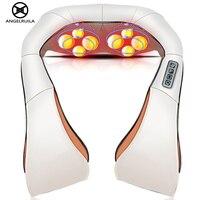 Colourfulcat Massage Cape Heating Electric Massager For Neck Back Head Waist Leg Body Shawl Machine Slimming