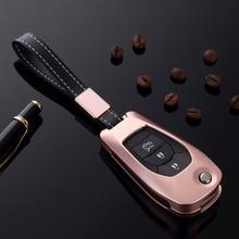 купить folding car remote key case for Chevrolet Lova Sail Aveo Cruze for VauxhallWaterproof case for car key Silicone case for car key дешево