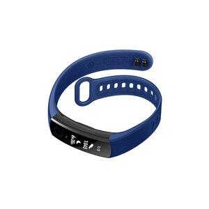 Image 2 - Оригинальный Смарт браслет Huawei Honor Band 3, в наличии, фитнес браслет с OLED экраном 0,91 дюйма и пульсометром, Push сообщение
