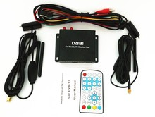Mobile Car DVB-T2 Digital TV Receiver turner 160-180km/h