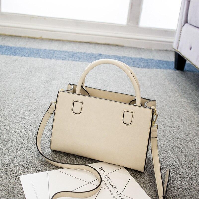 Women Pu Leather Shoulder Bag Female Long Strap Crossbody Messenger Tote Bags Handbags Ladies Bag For Girls