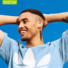 QCY qs1 earphones Bluetooth 5.0