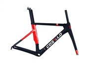 COSTELO NITROGEN Carbon Road Bike Frame Fork Headset Clamp Seatpost Carbon Road Bicycle Frame BB86 Free