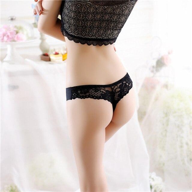 Women Underwear Solid Sexy Lingerie Panties for Women String Thongs Seamless G-String Briefs Panties Underwear 2018 5