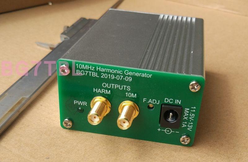 Free shipping OCXO-10M-HARM 10MHz Harmonic Sine wave Generator Sinewave by BG7TBL