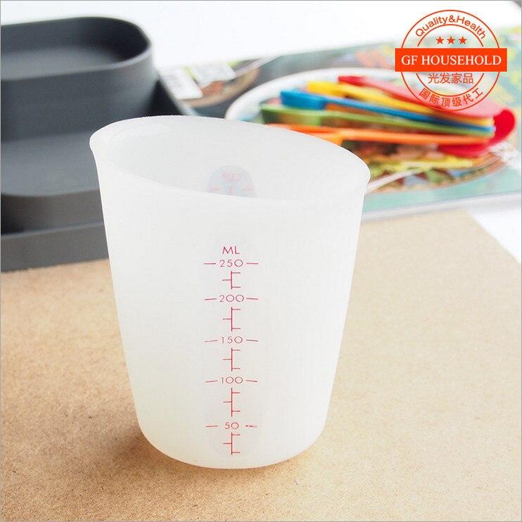 سميكة سيليكون قياس أكواب أدوات المطبخ - المطبخ ، الطعام وبار