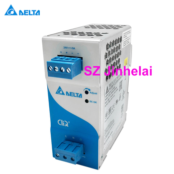 DELTA DRP024V120W1BN Authentic original Switching power supply 5A 120W Din Rail Power Supply Series