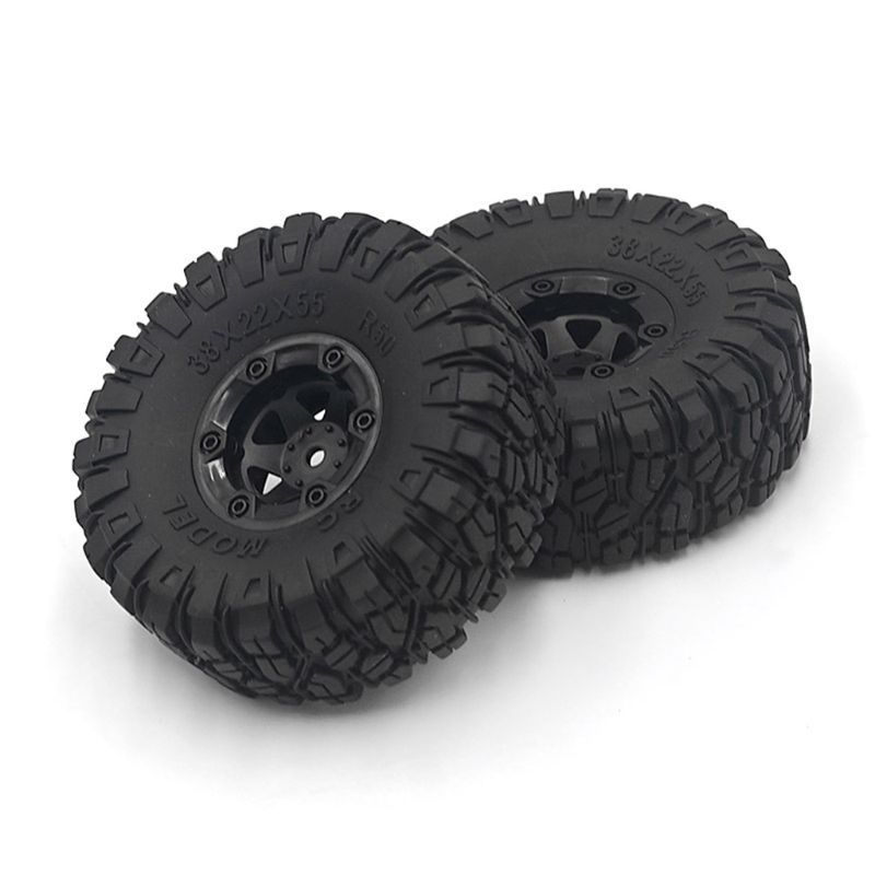 2CPS Upgrade Large Tires for Wltoys 12428/12423 Feiyue 01/02/03/04/05  Q39 Q40 Q46 RC Car Spare Parts Parts & Accessories     - title=