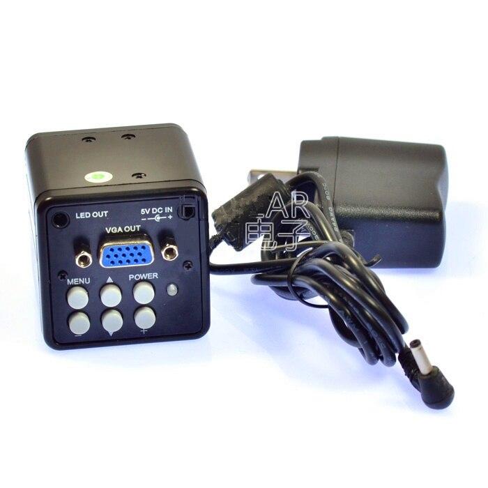 HD VGA Industrial Camera 2 megapixel microscope camera 4 crosshair movable position Video microscope camera Diagnostic tools упаковочная бумага shandong linyi wholesale paper 70g