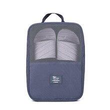 Large-capacity Travel Waterproof Dry and Wet Separation Storage Shoe Box Dustproof Bag  Cosmetic Women Swimming Bags