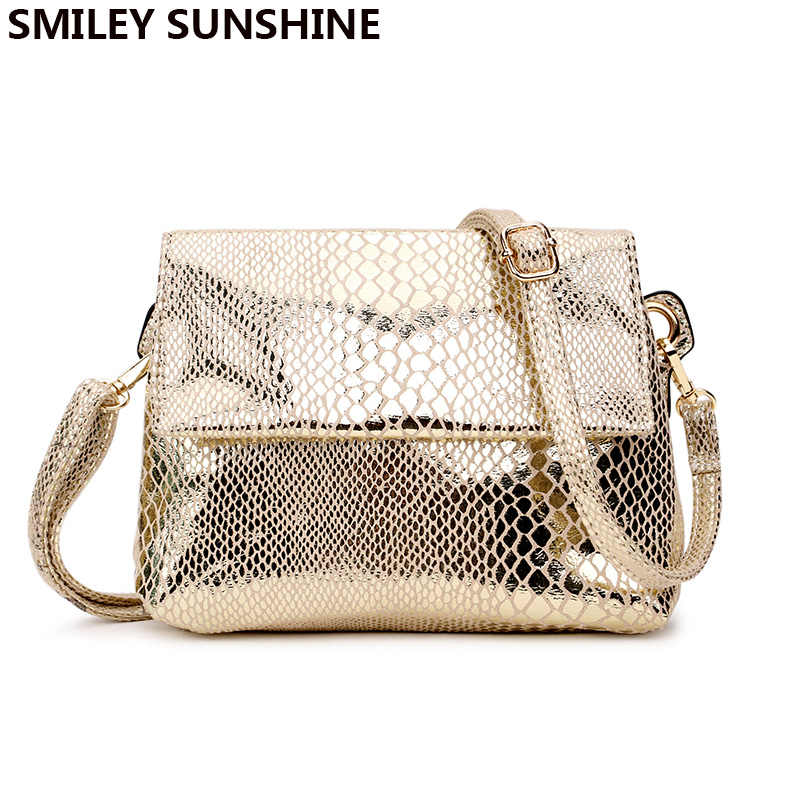 Fashion Small Shoulder Crossobdy Bags for Women 2018 New Leather Handbags Messenger Bags Gold Pink Mini Ladies Hand Bags Ukraine
