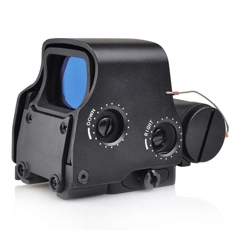 SEIGNEER Tactical optic XPS 3 2 Holographic Red Green Dot Scope Sight with QD Mount Fits for 20mm rail