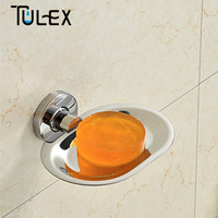 Stainless Steel Soap Dishes Soap Holder Brand Bathroom Accessories