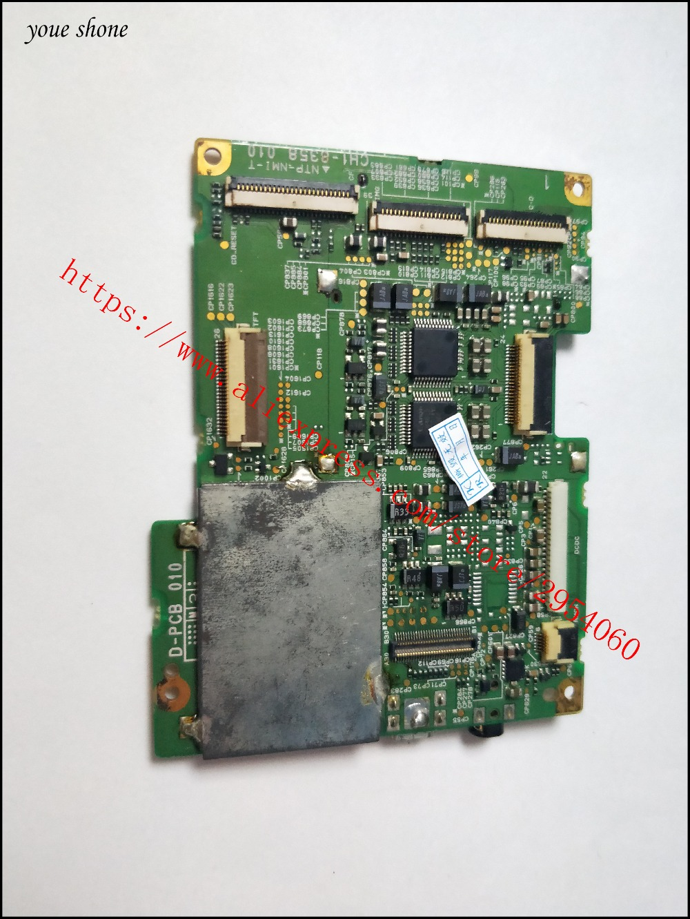 Repair Parts For Canon EOS 5D Motherboard Main Board