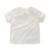 He hello enjoy muchachas que arropan verano de 2017 marca de ropa para niños niñas blanco estampado de flores de manga corta camiseta + faldas trajes