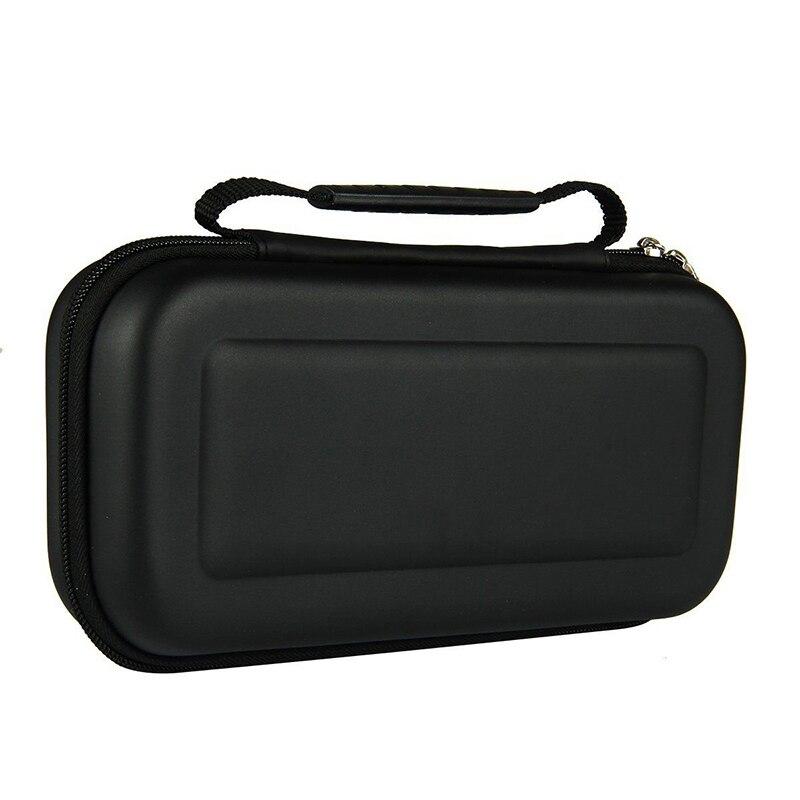 EastVita Gioco Portatile Borse EVA Rigida Protettiva 2/3DS Maniglia Carry Case Cover Zipper Custodia Protettiva Shell Per Nintend Interruttore Console
